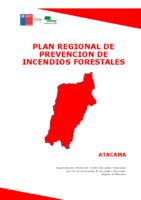 Atacama Plan Regional de Prevención de Incendios Forestales