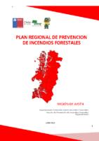 AysénPlan Regional de Prevención de Incendios Forestales