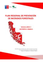 Magallanes Plan Regional de Prevención de Incendios Forestales